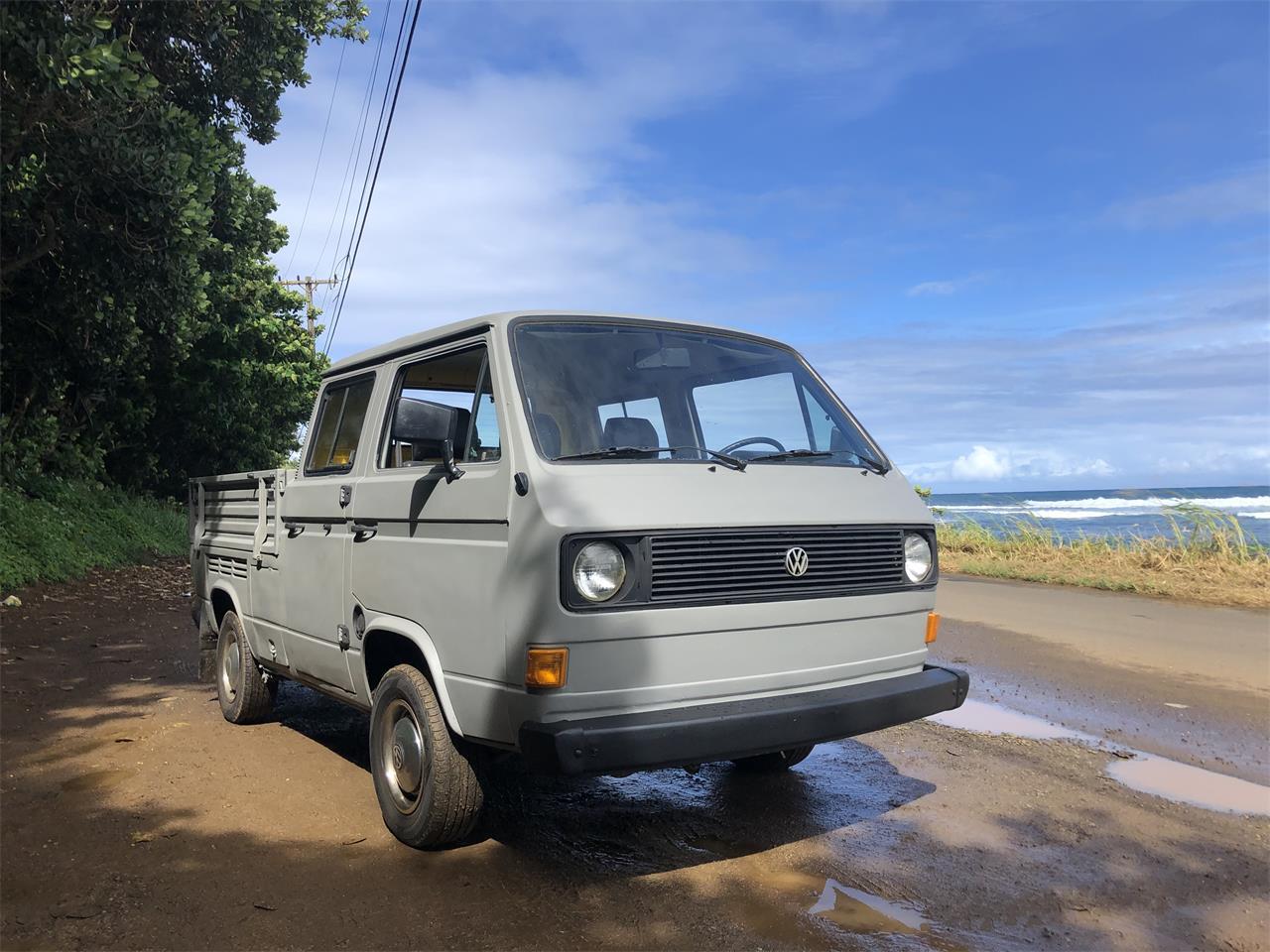 1982 Volkswagen Transporter (CC-1422062) for sale in Kilauea, Hawaii