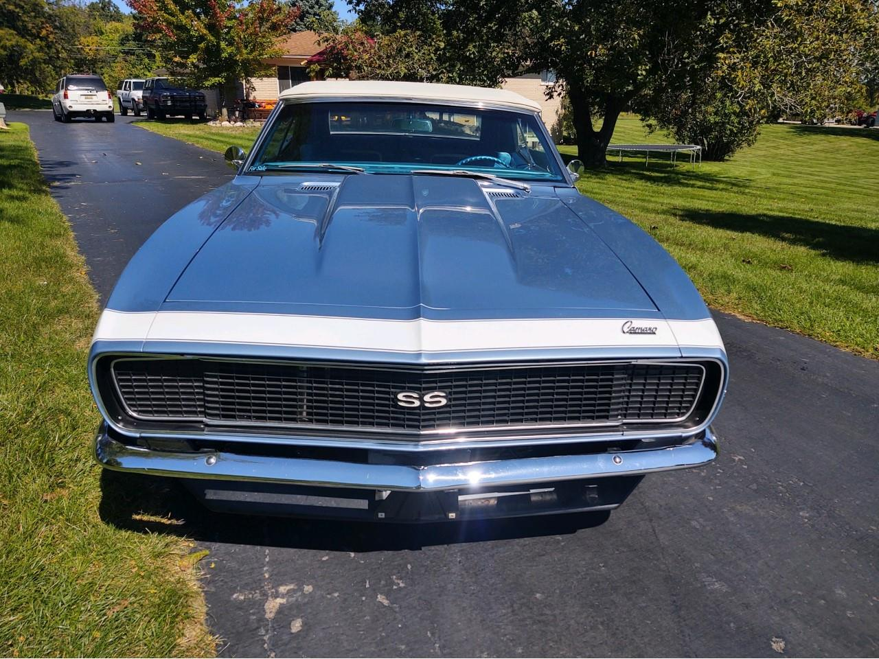 1967 Chevrolet Camaro RS/SS (CC-1422070) for sale in Goodrich, Michigan