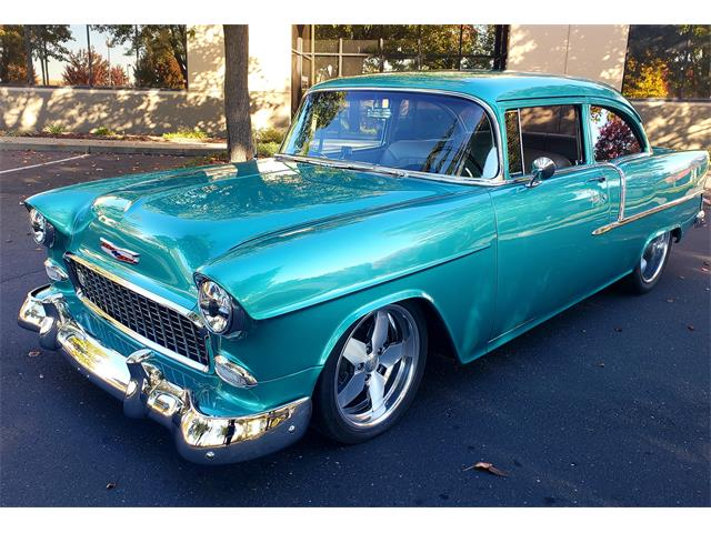 1955 Chevrolet 210 (CC-1422080) for sale in El Dorado Hills, California