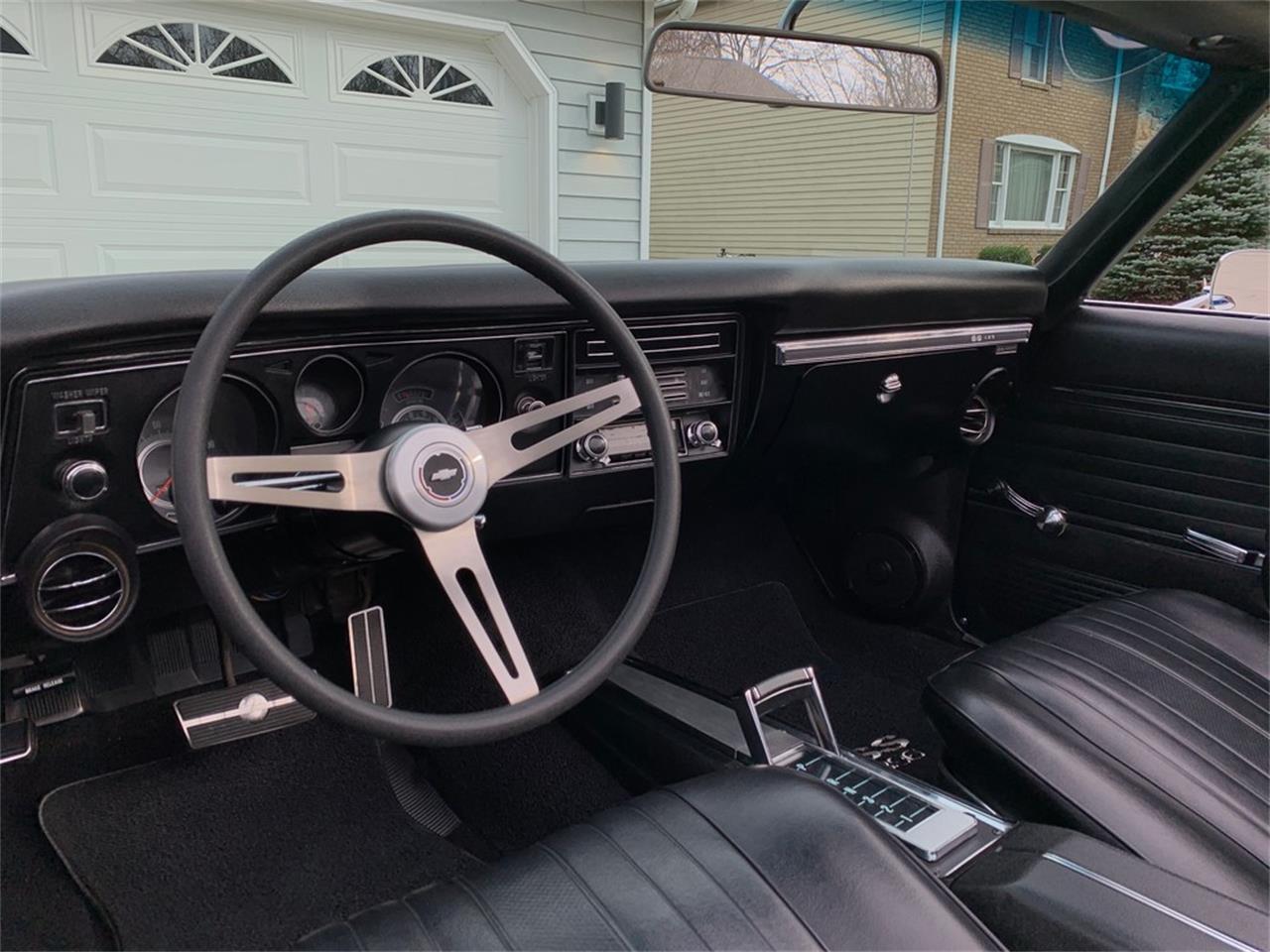 1969 Chevrolet Chevelle SS (CC-1422081) for sale in North Royalton, Ohio