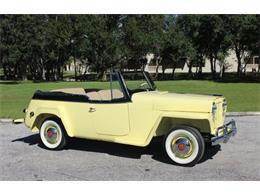 1949 Willys Jeepster (CC-1422106) for sale in Punta Gorda, Florida