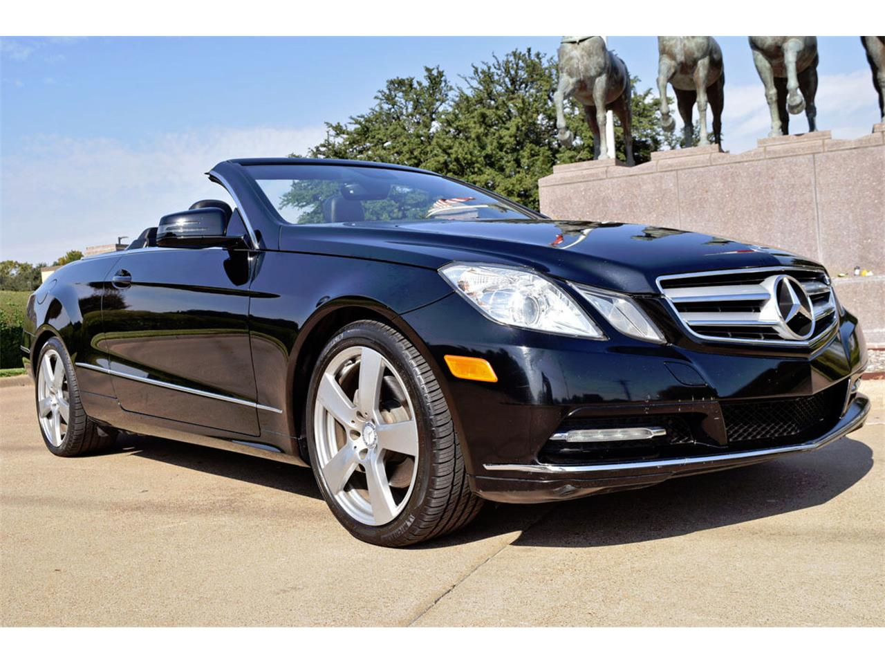 2013 Mercedes-Benz E-Class (CC-1422116) for sale in Fort Worth, Texas