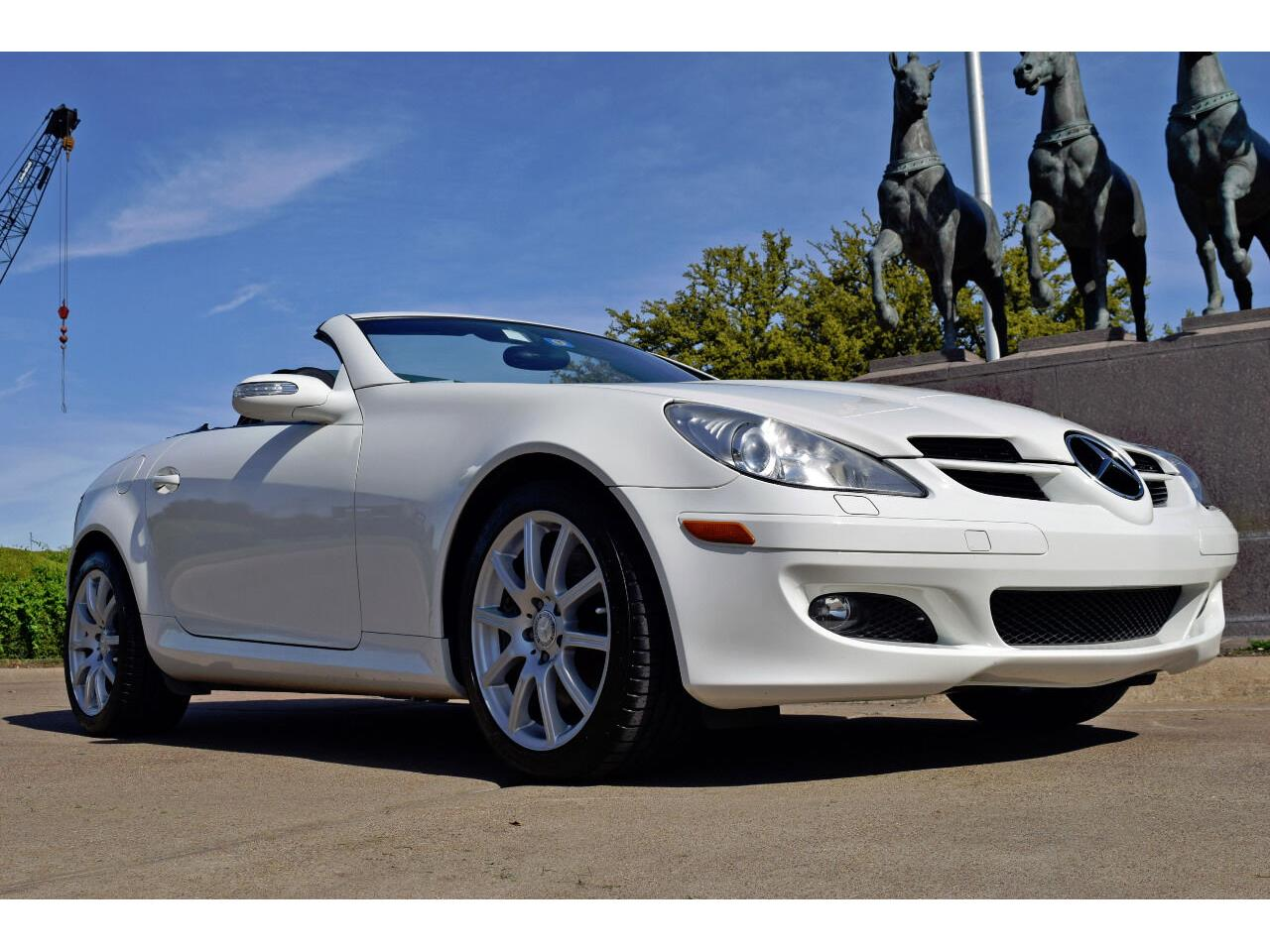 2007 Mercedes-Benz SLK-Class (CC-1422117) for sale in Fort Worth, Texas