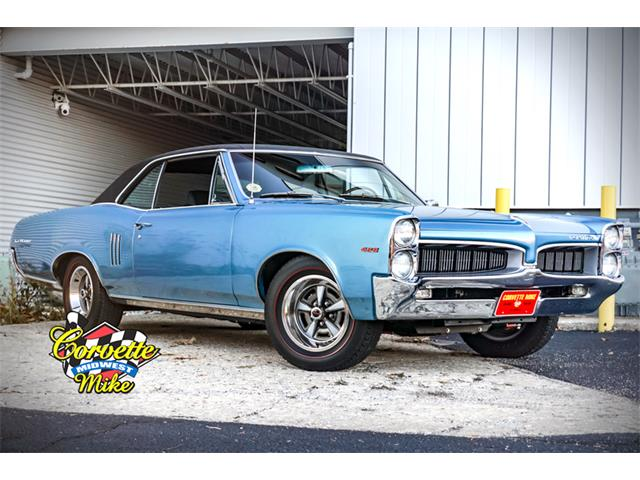 1967 Pontiac LeMans (CC-1422129) for sale in Burr Ridge, Illinois