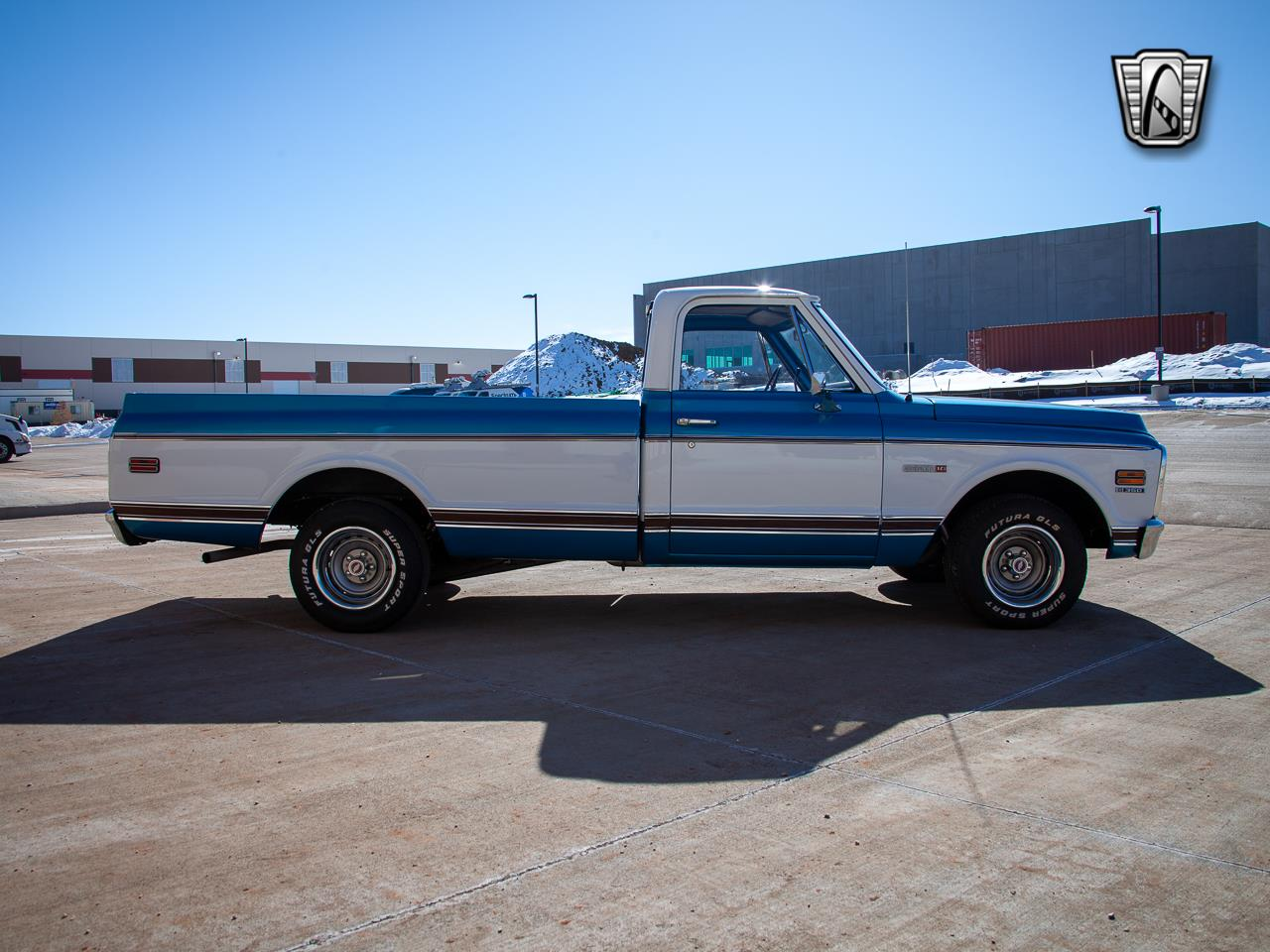 1971 Chevrolet C10 (CC-1420213) for sale in O'Fallon, Illinois