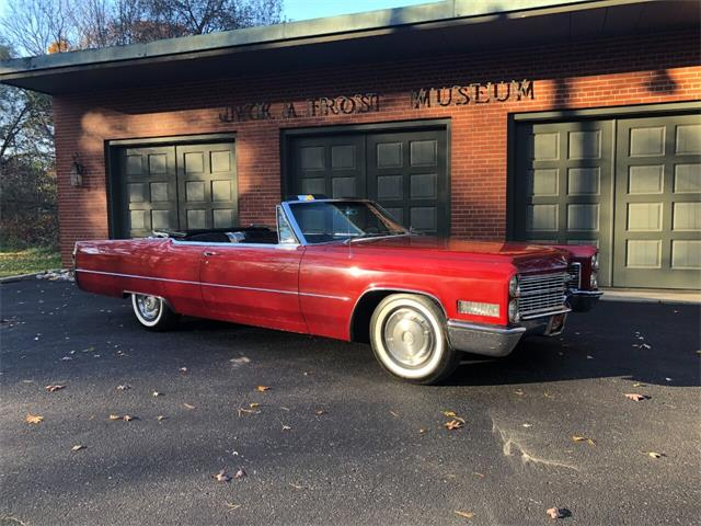 1966 Cadillac DeVille (CC-1422134) for sale in Washington, Michigan