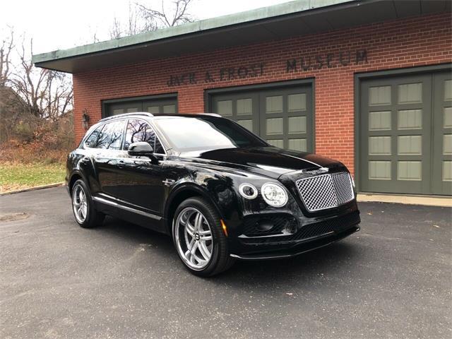 2018 Bentley Bentayga (CC-1422137) for sale in Washington, Michigan