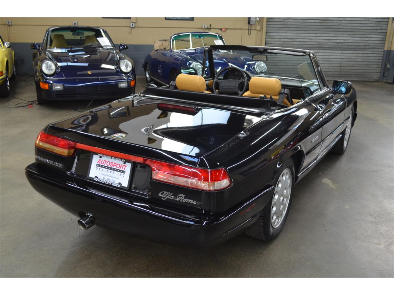 1993 Alfa Romeo 2000 Spider Veloce (CC-1422153) for sale in Huntington Station, New York