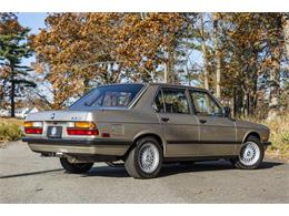 1984 BMW 530i (CC-1422158) for sale in STRATFORD, Connecticut