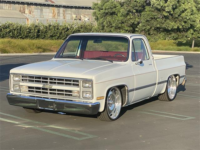 1986 Chevrolet C10 (CC-1422169) for sale in Irvine, California