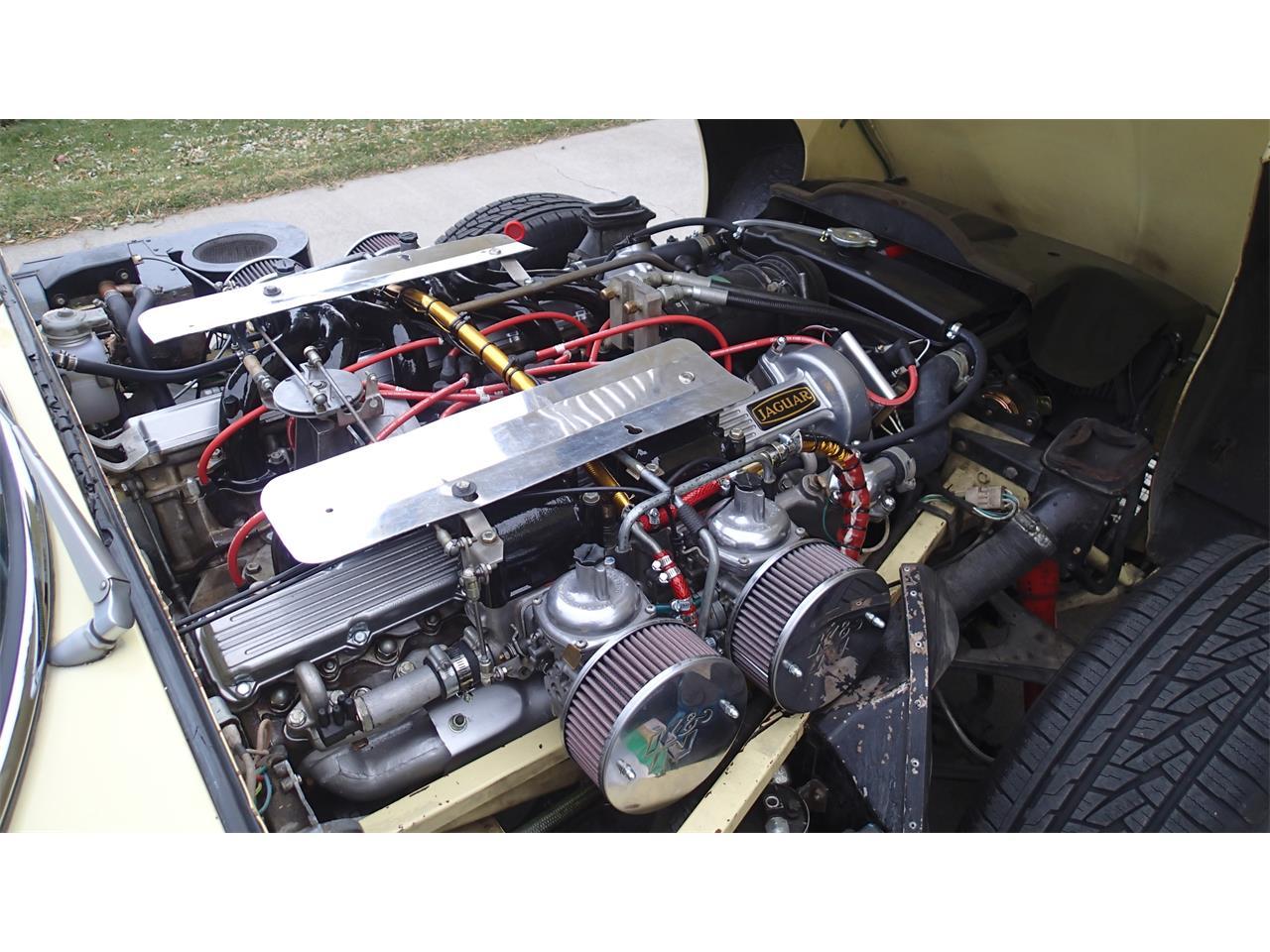 1972 Jaguar E-Type (CC-1422171) for sale in Kennewick , Washington