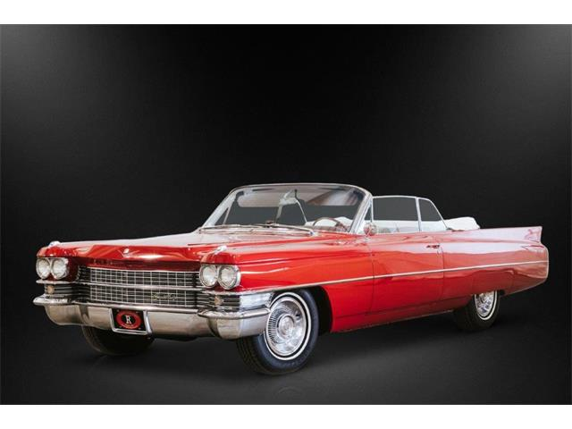 1963 Cadillac Series 62 (CC-1422177) for sale in Medicine Hat, Alberta