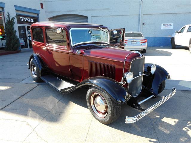 1932 Ford 2-Dr Sedan (CC-1422179) for sale in Gilroy, California
