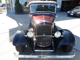 1932 Ford 2-Dr Sedan (CC-1422179) for sale in Gilroy, California