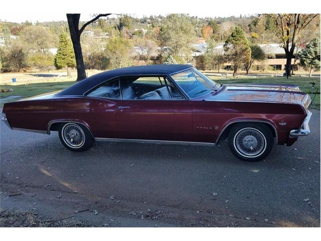 1965 Chevrolet Impala (CC-1422182) for sale in Colfax, California