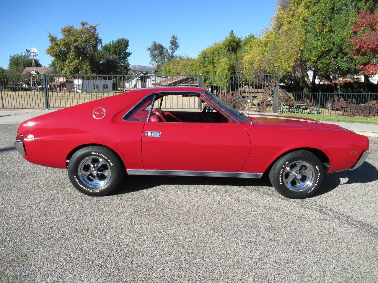 1968 AMC AMX (CC-1422186) for sale in Simi Valley, California