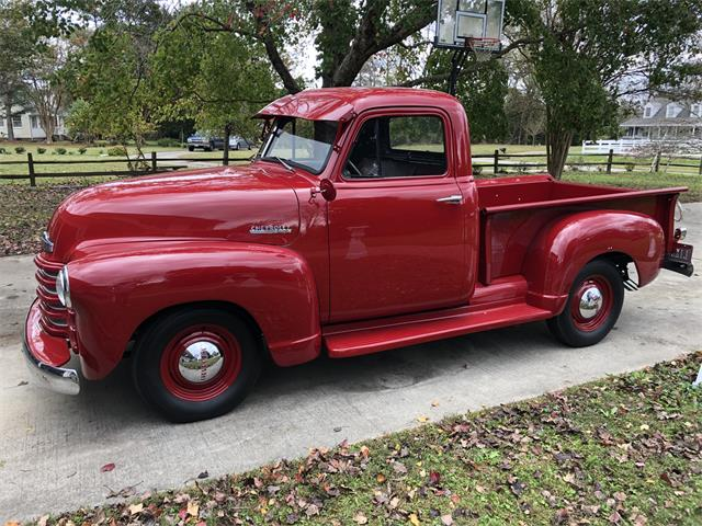 1951 Chevrolet 3100 (CC-1422188) for sale in Suffolk , Virginia
