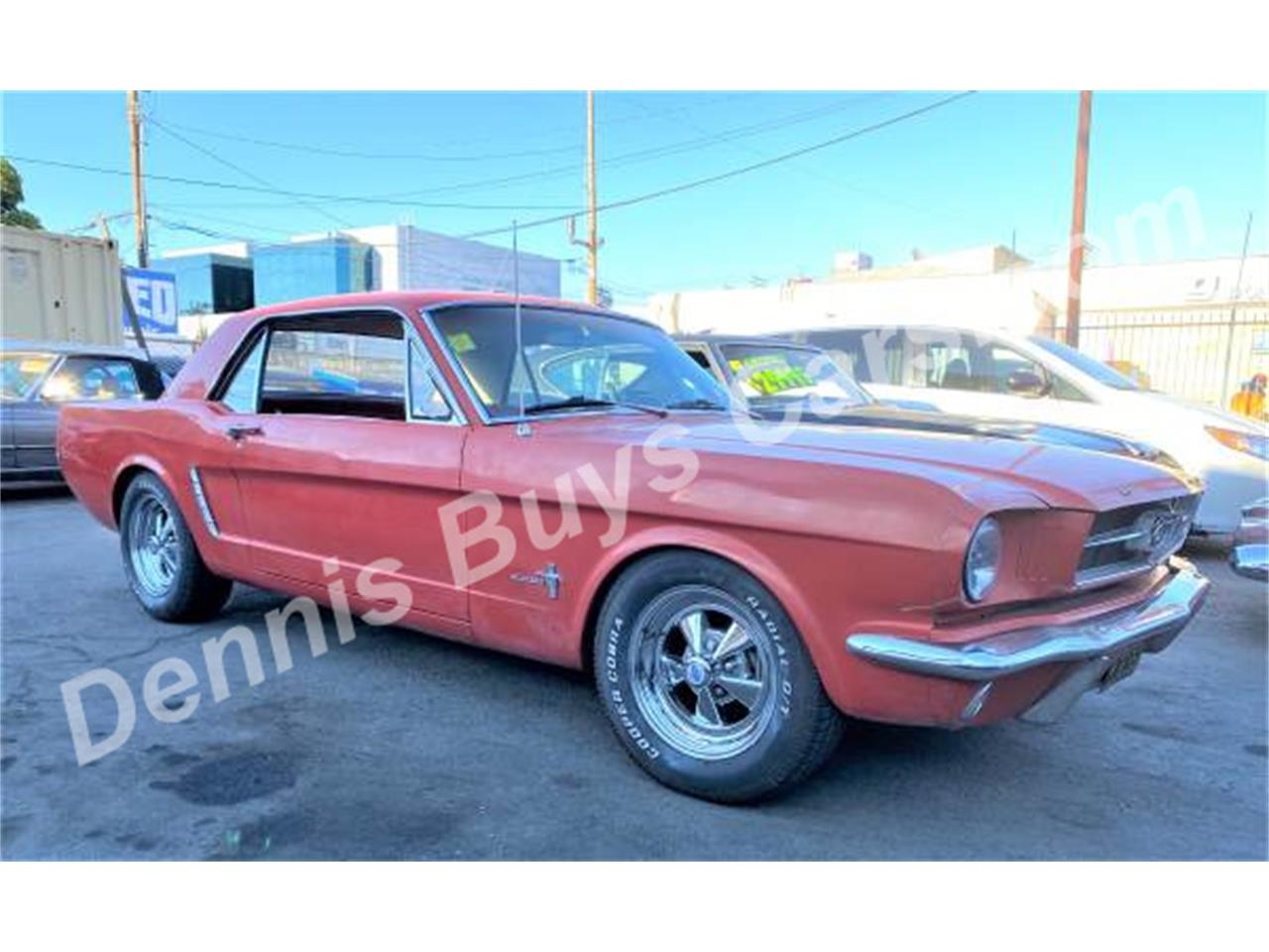1965 Ford Mustang (CC-1422190) for sale in LOS ANGELES, California