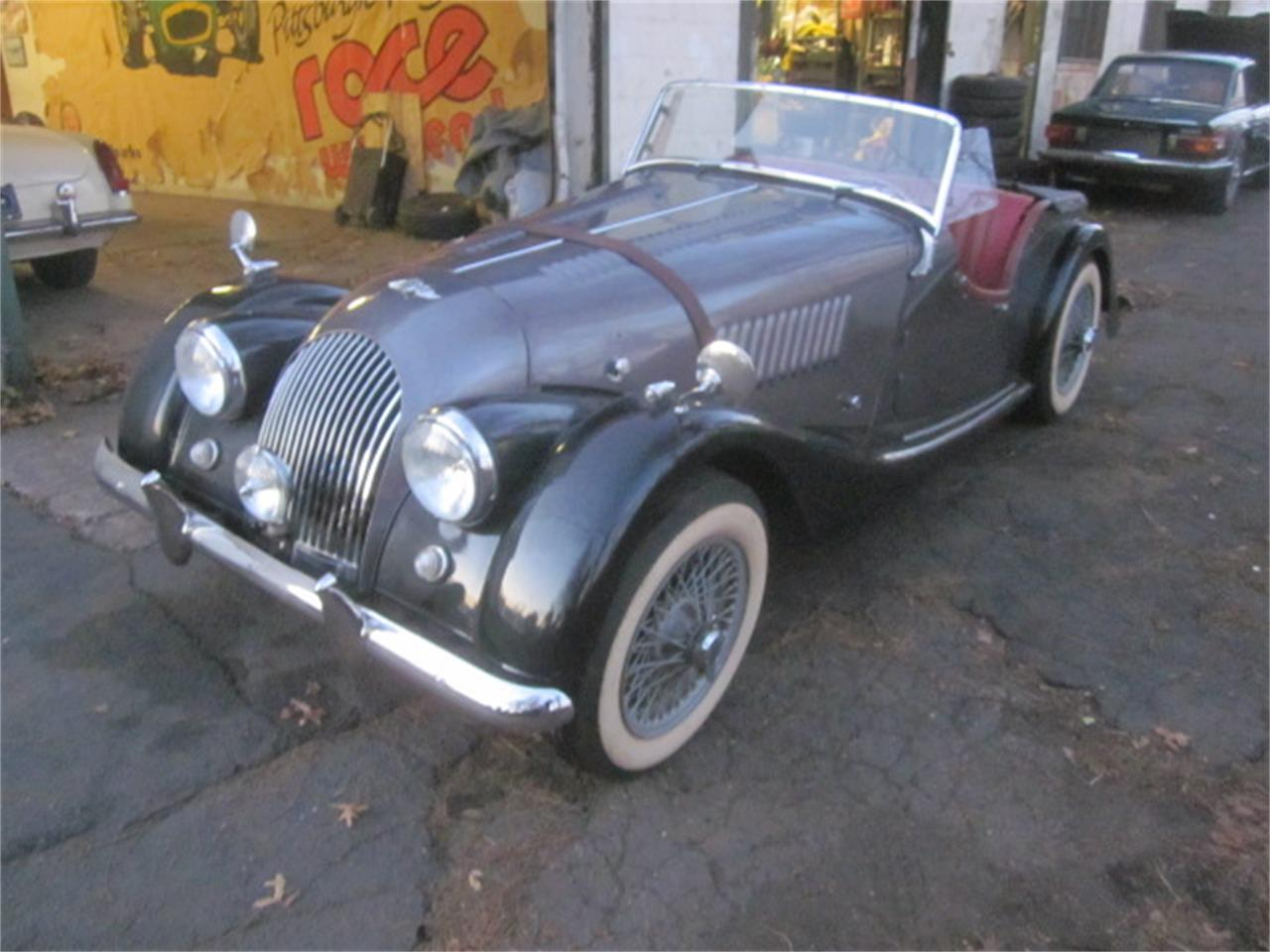 1963 Morgan Plus 4 (CC-1422191) for sale in Stratford, Connecticut