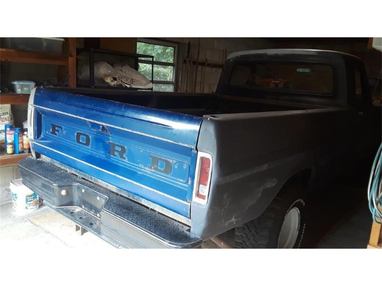 1969 Ford F100 (CC-1422193) for sale in Raleigh, North Carolina