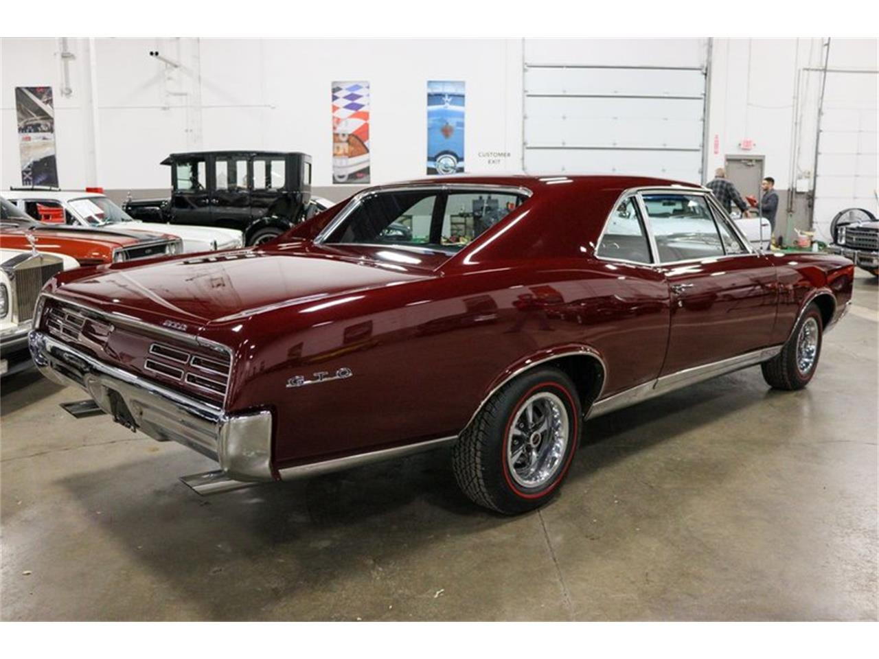 1967 Pontiac GTO (CC-1422213) for sale in Kentwood, Michigan