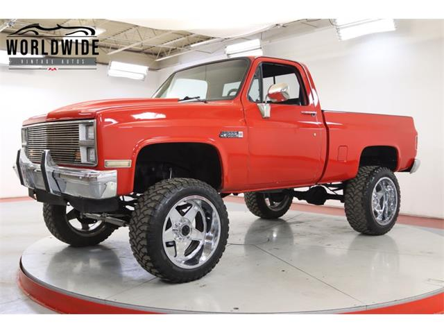 1982 GMC 1500 (CC-1422214) for sale in Denver , Colorado