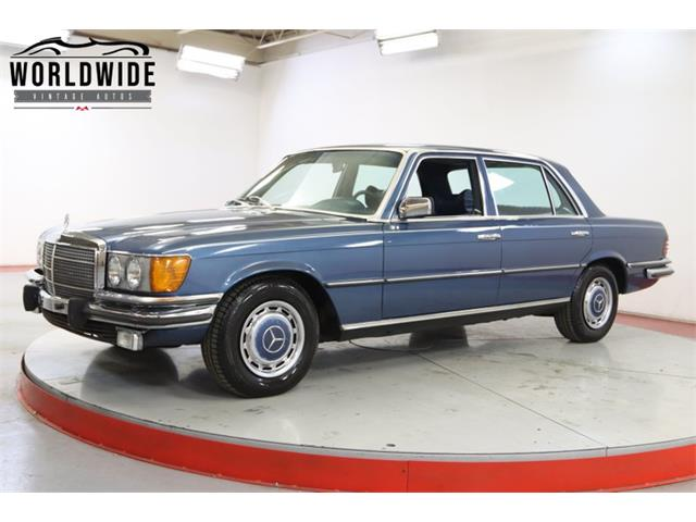 1973 Mercedes-Benz 450SEL (CC-1422222) for sale in Denver , Colorado