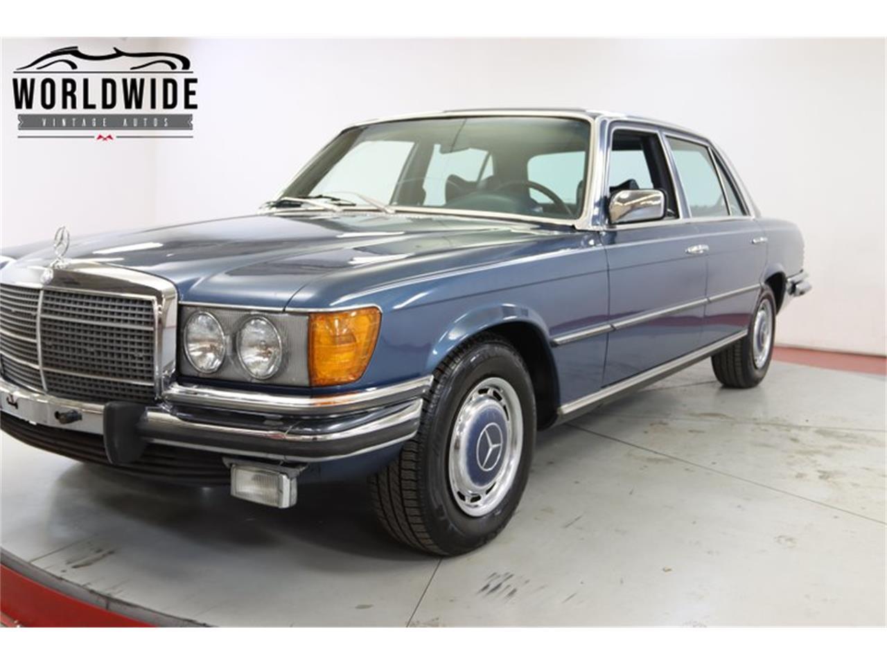 1973 Mercedes-Benz 450SEL (CC-1422222) for sale in Denver , Colorado