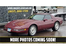 1993 Chevrolet Corvette (CC-1422229) for sale in Mankato, Minnesota