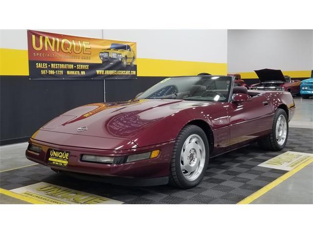 1993 Chevrolet Corvette (CC-1422229) for sale in Mankato, Minnesota