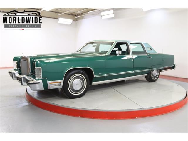 1977 Lincoln Town Car (CC-1422238) for sale in Denver , Colorado