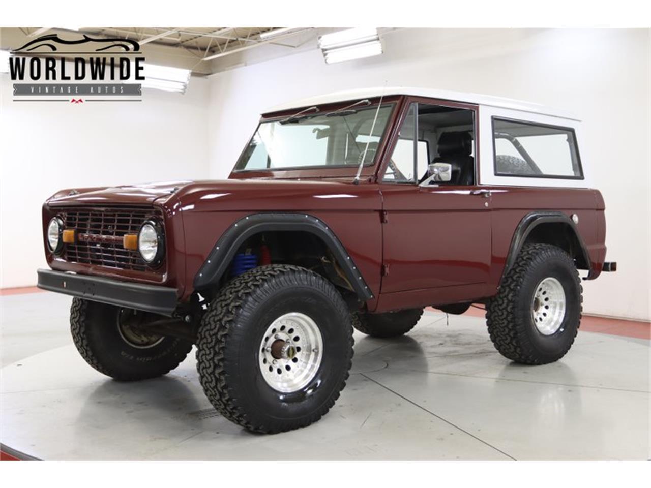1966 Ford Bronco (CC-1422243) for sale in Denver , Colorado