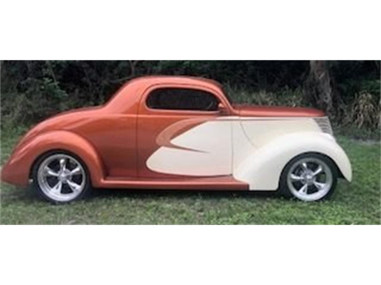 1937 Ford 3-Window Coupe (CC-1422248) for sale in Punta Gorda, Florida
