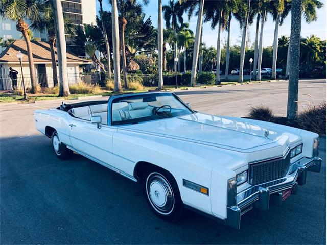 1976 Cadillac Eldorado (CC-1422249) for sale in Punta Gorda, Florida