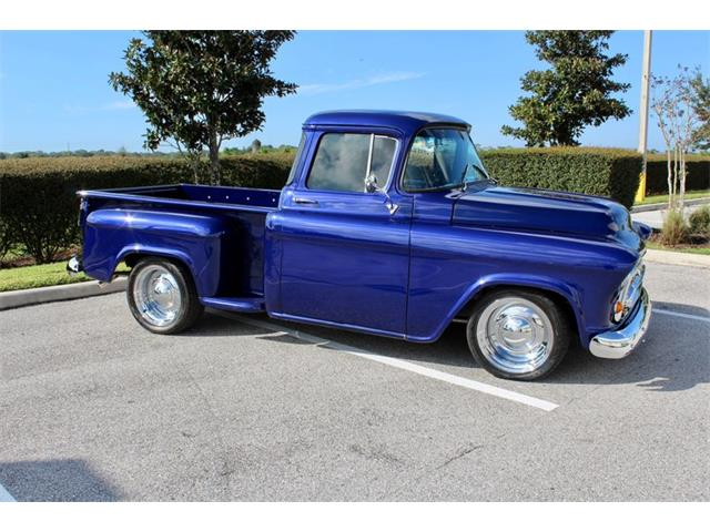 1957 GMC 1/2 Ton Pickup (CC-1422258) for sale in Sarasota, Florida