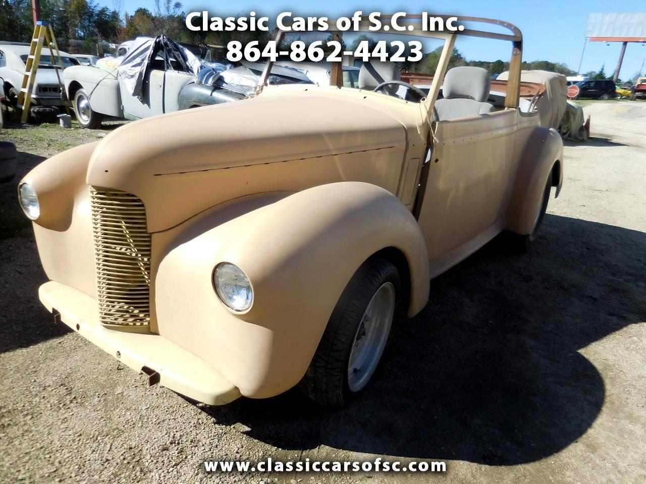 1948 Hillman Minx (CC-1422261) for sale in Gray Court, South Carolina