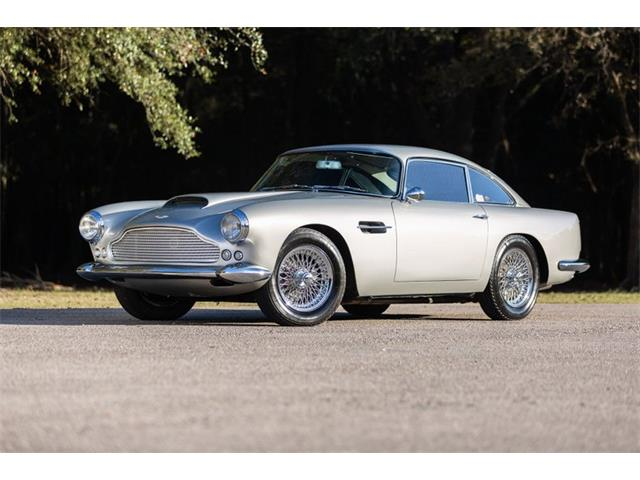 1960 Aston Martin DB4 (CC-1422272) for sale in Houston, Texas