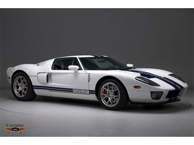 2005 Ford GT (CC-1422273) for sale in Halton Hills, Ontario