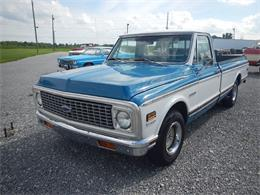 1972 Chevrolet C10 (CC-1422280) for sale in Celina, Ohio