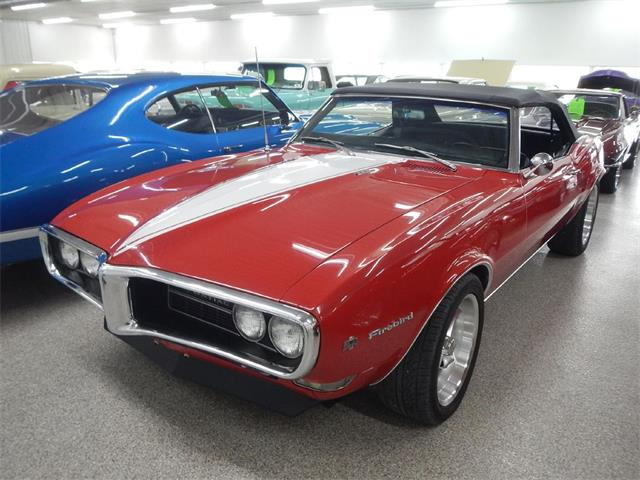 1968 Pontiac Firebird (CC-1422284) for sale in Celina, Ohio