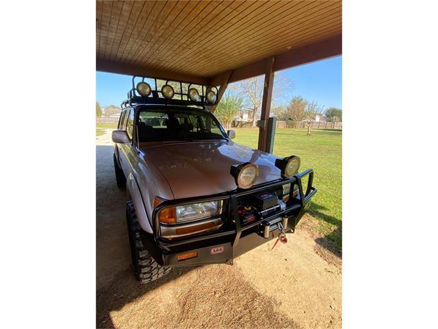 1992 Toyota Land Cruiser FJ (CC-1422285) for sale in Gulfport, Mississippi
