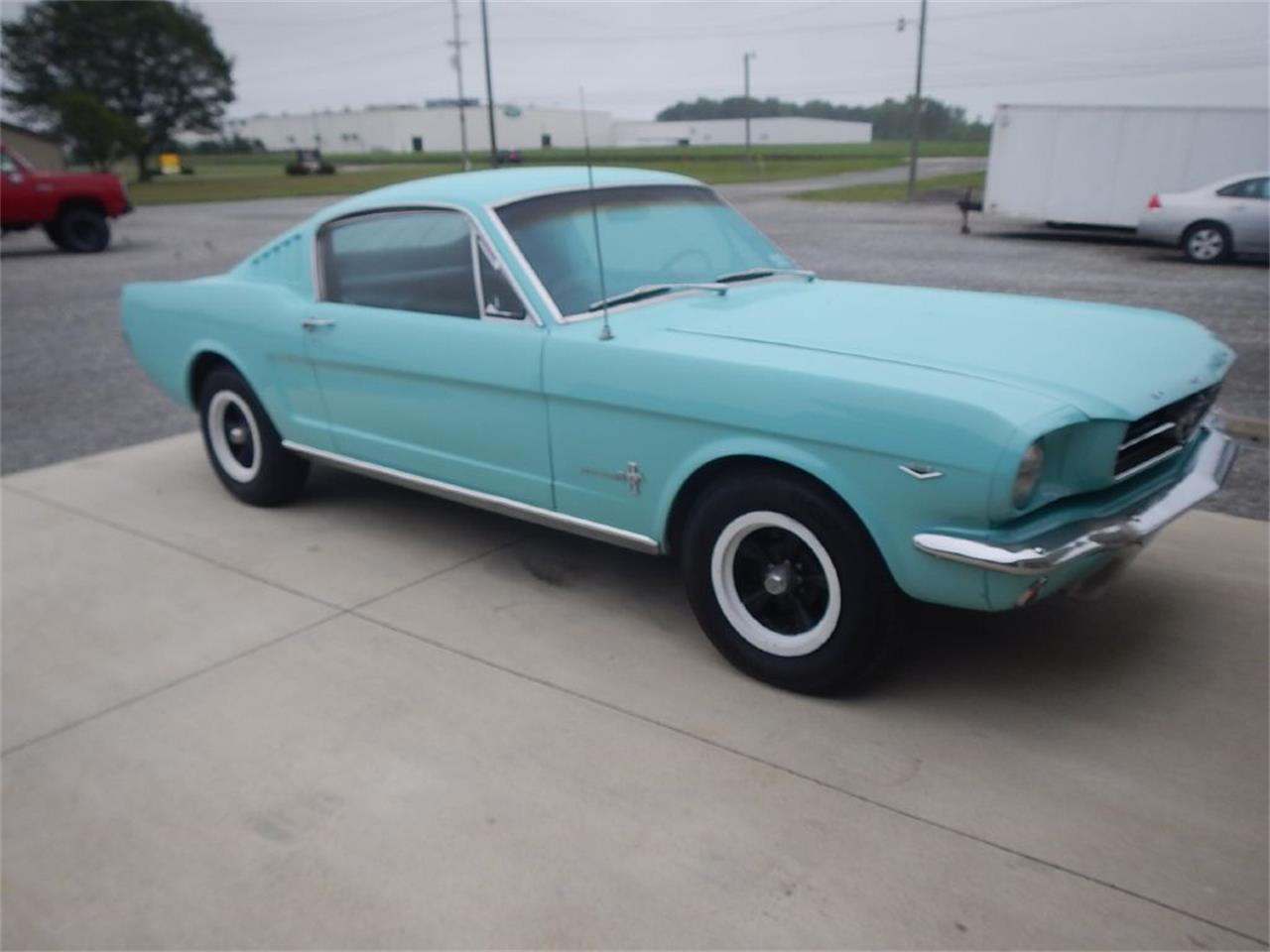 1965 Ford Mustang (CC-1422287) for sale in Celina, Ohio