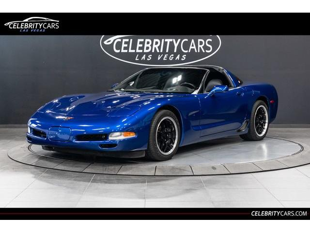 2002 Chevrolet Corvette (CC-1422292) for sale in Las Vegas, Nevada
