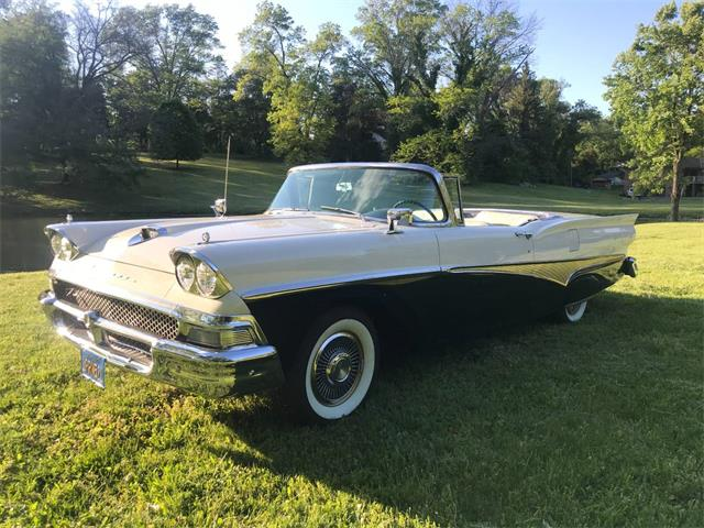1958 Ford Fairlane 500 (CC-1422295) for sale in Tampa, Florida
