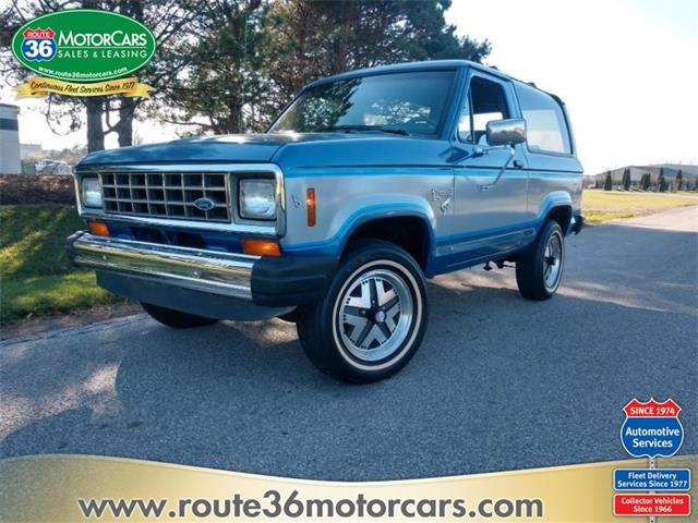 1985 Ford Bronco II (CC-1422302) for sale in Dublin, Ohio