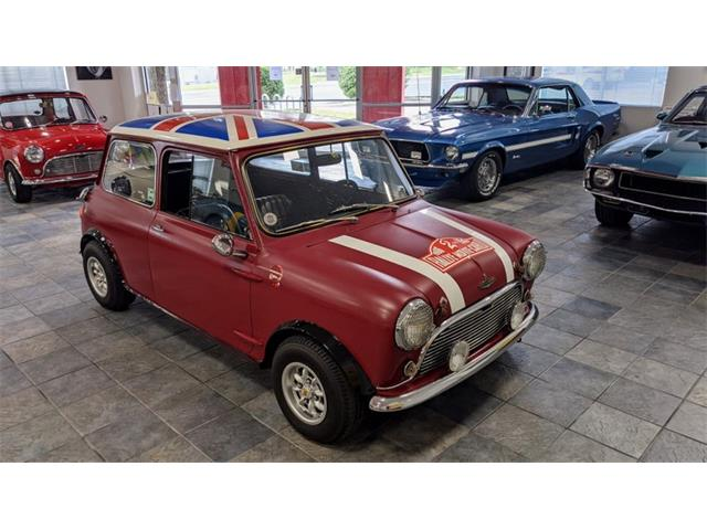 1966 Austin Mini Cooper S (CC-1422303) for sale in Austin, Texas