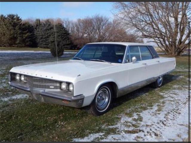 1968 Chrysler New Yorker (CC-1422315) for sale in New Ulm, Minnesota