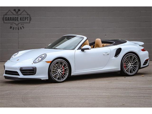 2017 Porsche 911 (CC-1420232) for sale in Grand Rapids, Michigan