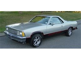 1980 Chevrolet El Camino (CC-1422322) for sale in Hendersonville, Tennessee