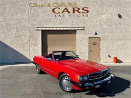 1987 Mercedes-Benz 560 (CC-1422324) for sale in Las Vegas, Nevada